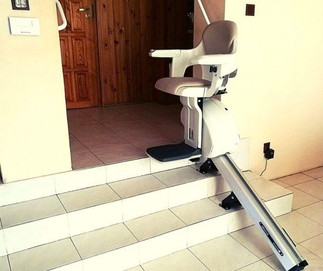 krzesło ruchome na schody
